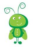 Grasshopper διανυσματική απεικόνιση Στοκ Εικόνα