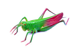 Grasshopper candy Stock Images