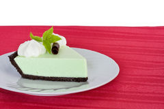 Grasshopper pie Stock Photography