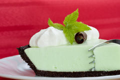 Grasshopper pie Stock Image