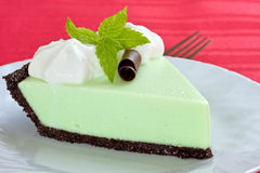 Grasshopper pie Royalty Free Stock Photos