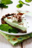 Grasshopper pie Royalty Free Stock Images