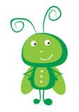 Grasshopper vector illustration Stock Image