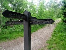 Grassington Nature Walks Royalty Free Stock Photography