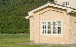 grassland house стоковое изображение