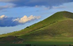 Grassland landscapes Royalty Free Stock Image