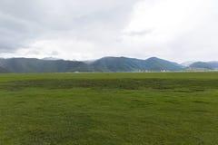 Grassland Shangri-La Royalty Free Stock Photo