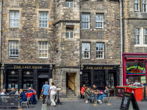 Grassmarket, Edinburgh Stockfoto