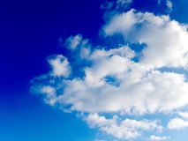 Grassommer-Hintergrundhimmel des blauen Himmels leben gesunder stockbilder