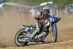 Grasstrack & speedway Royalty Free Stock Photography