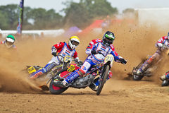 Grasstrack World Championship Royalty Free Stock Images