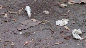 Grat, fantazyjność strzykawki i kondomy, zdjęcie wideo