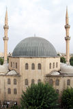 Great mosque. Grat mosque with two minarets in Urfa, Turkey Stock Images