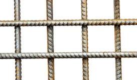 Grata dei coni retinici dell'acciaio di rinforzo Immagine Stock Libera da Diritti