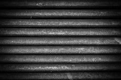 Grata del metallo di ventilazione fotografia stock