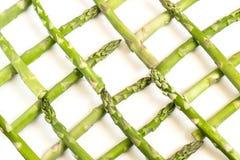 Grata dell'asparago degli ortaggi freschi Fotografie Stock