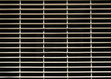 Grate. The pattern of a grate suitable for backgrounds stock images