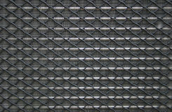 Grate. The pattern of a grate suitable for backgrounds stock image