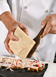 Grate cheese Stock Photography