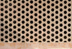 Grate texture Stock Photography