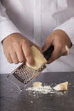 Grated cheese Royalty Free Stock Image
