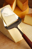 Grated cheese Stock Photos
