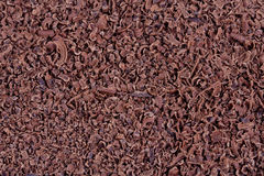 Grated chocolate Royalty Free Stock Photo