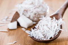 Grated Coconut Royalty Free Stock Photo