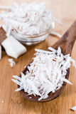 Grated Coconut Royalty Free Stock Photography