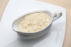 Grated horseradish Royalty Free Stock Photos