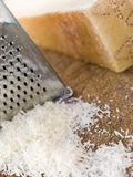 Grated Parmesan Cheese Royalty Free Stock Image