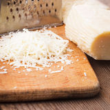 Grated Parmesan cheese Royalty Free Stock Images