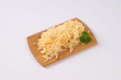 Grated raw potatoes Stock Photos