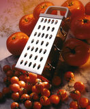 Grated Tomatoes Royalty Free Stock Photos