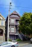 Grateful Dead House, 710 Ashbury, San Francisco Stock Images