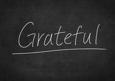 gratefulness obraz royalty free