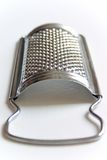 Grater. On white background Stock Photo