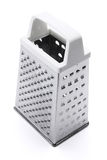 Grater. On Isolated White Background Stock Photos