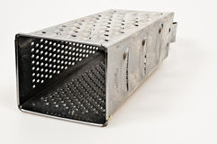 Grater. Isolated grater on white background Stock Photography