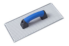 Grater for aerated concrete Royalty Free Stock Photos