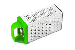 Grater do metal Foto de Stock Royalty Free