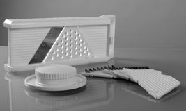 Grater with stainless blades Royalty Free Stock Image