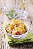 gratin Au πατάτες Στοκ Εικόνα