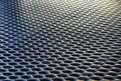 grating картина металла Стоковое Изображение RF