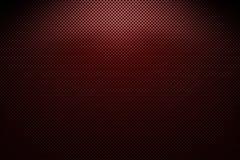 Grating van het metaal rood Stock Afbeeldingen
