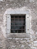 Grating window Stock Image
