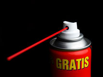 Gratis service Stock Images