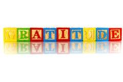 Gratitude Stock Images