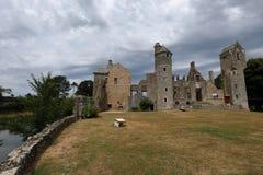 Gratot Castle στη Νορμανδία Στοκ φωτογραφίες με δικαίωμα ελεύθερης χρήσης