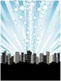 Grattacieli royalty illustrazione gratis